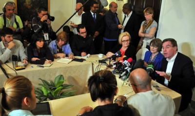 Destacan senadores de EE.UU potencialidad de relaciones con Cuba
